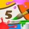 Математика - Раскраска для детей
