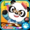Арт-класс с Dr. Panda