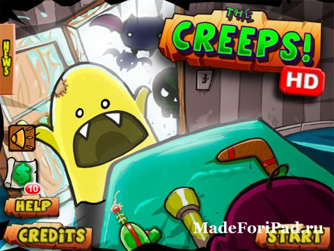 The Creeps! HD