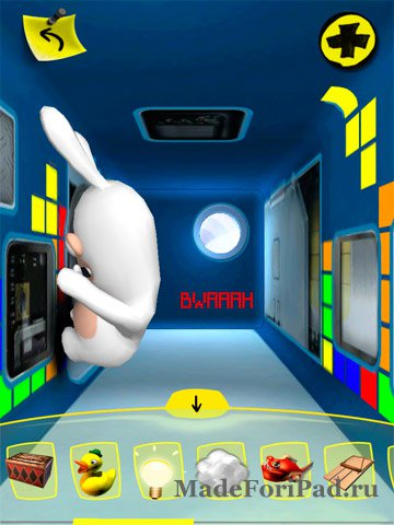Rabbids Go HD