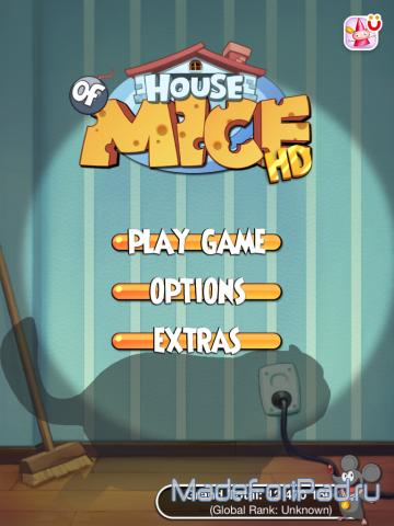 Игра House of Mice для iPad