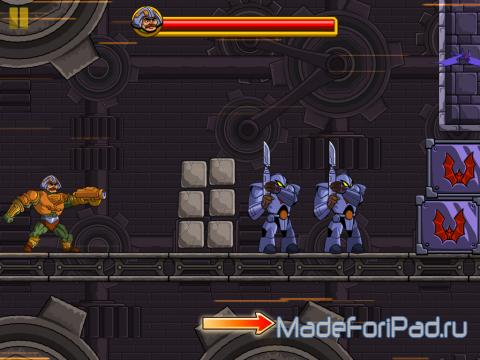 Игра He-Man: The Most Powerful Game in the Universe для iPad