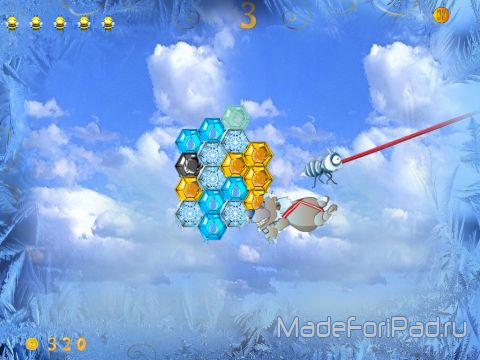 Игра To Bee or not to Bear? для iPad