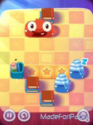 Игра Pudding Monsters для iPad