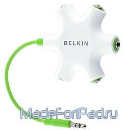 Headphone Splitter от Belkin