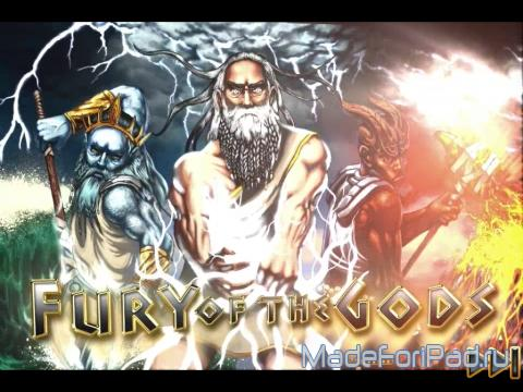 Игра Fury of the Gods для iPad