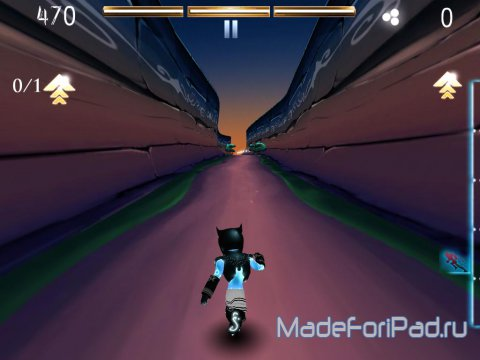 Игра Dream Chaser для iPad