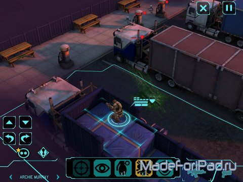 Игра XCOM: Enemy Unknown. Теперь и для iPad!