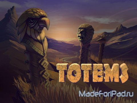Игра Тотемы: Захват Территории (Totems: Game of Conquest)