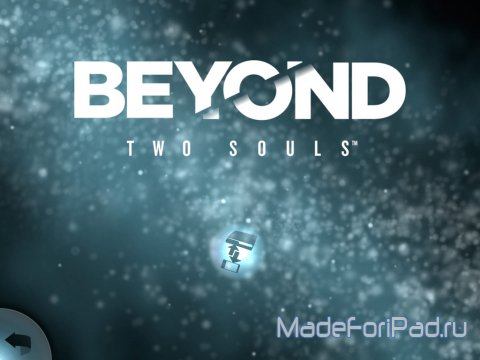 BEYOND Touch™ - инновационное управление для Playstation 3