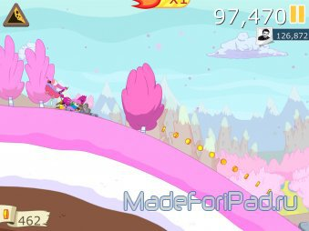 Ski Safari: Adventure Time. Еще одна игра про Финна на iPad