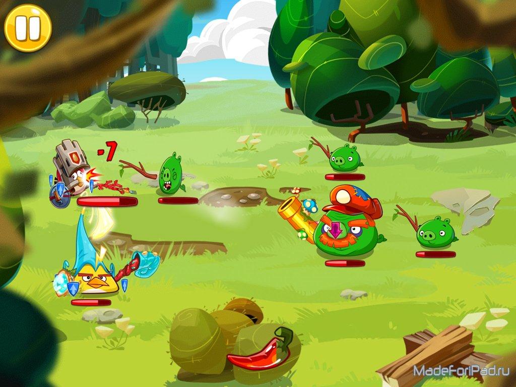 Скачать Angry Birds Android Для Айпода