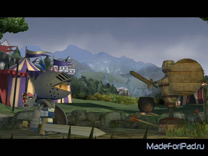Wind-up Knight 2. Вторая часть героического раннера для iPad