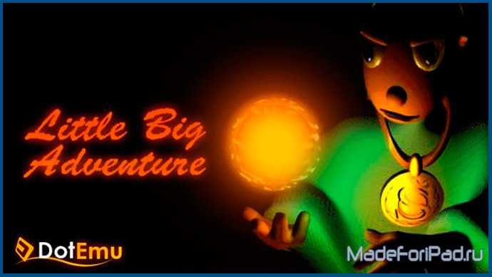 Little Big Adventure - Relentless: Twinsen's Adventure