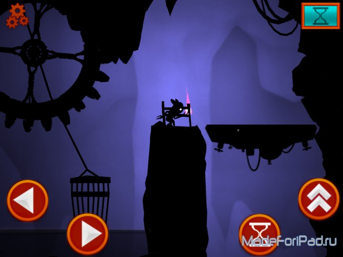 Обзор Oscura Second Shadow. Темная история на iPad