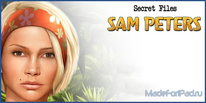 Secret Files Sam Peters