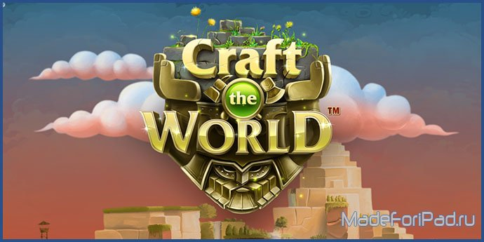Craft The World - Pocket Edition