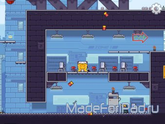 Дайджест App Store Выпуск 17. Space Marshals, Gunbrick, Spectrum