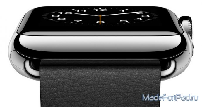 Apple Watch на весенней презентации Apple 9 марта 2015 года