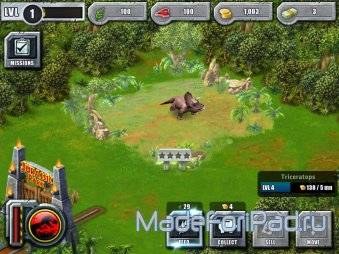 Дайджест App Store Выпуск 33. Jurassic World™: The Game