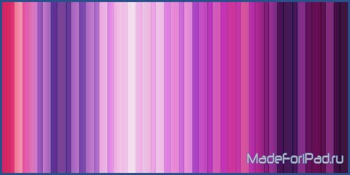 Обои фиолетового цвета