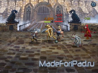 Дайджест App Store Выпуск 54. Eternity Warriors 4