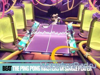 Дайджест App Store Выпуск 51. Z.O.N.A Project X, Power Ping Pong