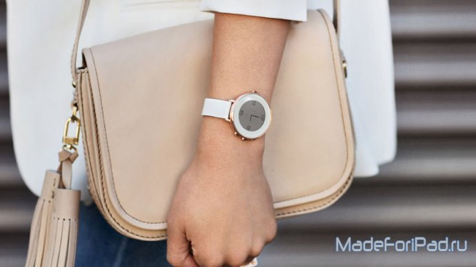 Pebble Time Round – отличная замена Apple Watch