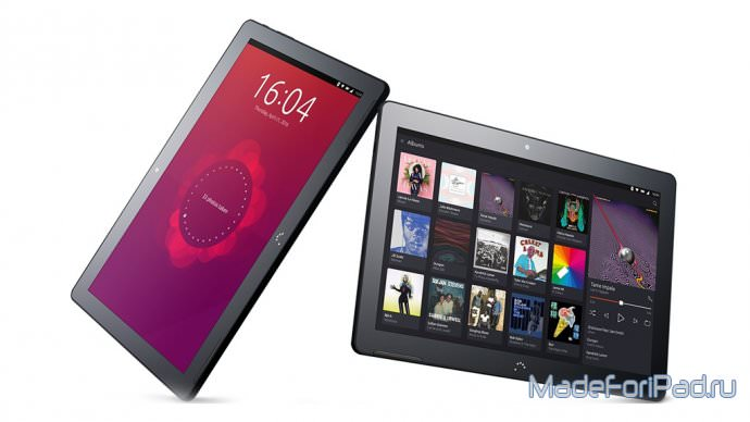 BQ Aquaris M10 Ubuntu Edition — 1-й реальный планшет на Ubuntu Touch