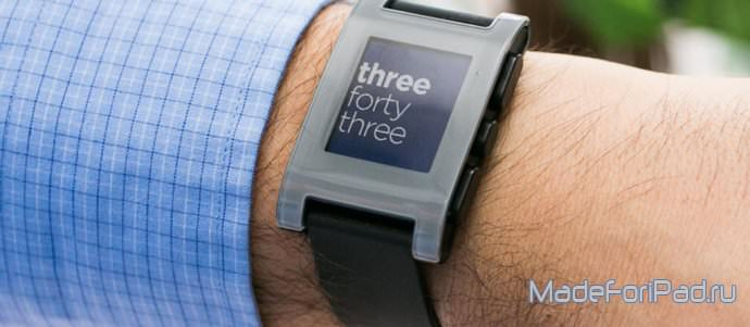 Pebble 2, Pebble Time 2 и Core — вместо Apple Watch и iPod Shuffle