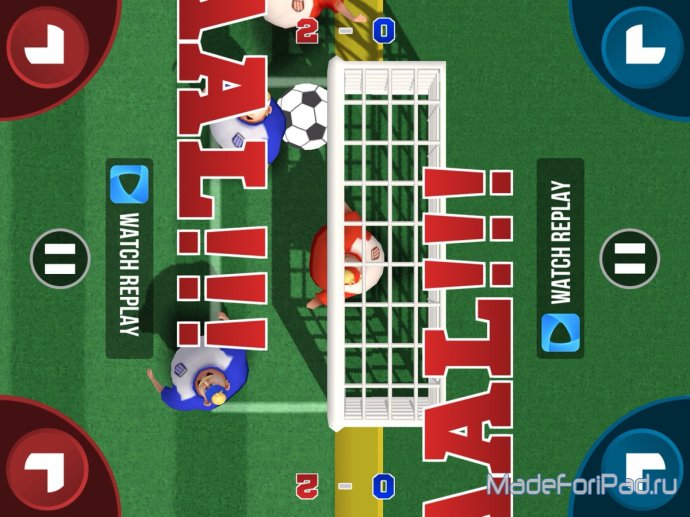 Soccer Sumos - Multiplayer party game!