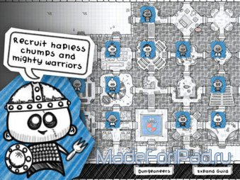 Дайджест App Store Выпуск 97. Guild of Dungeoneering