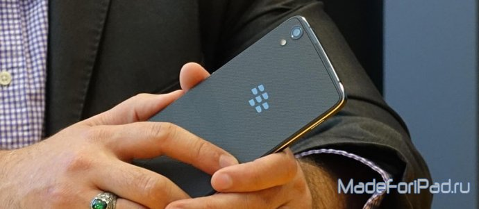 BlackBerry DTEK50 или копия Alcatel Idol 4S вместо iPhone