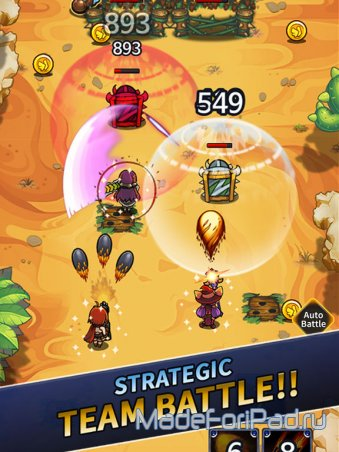 Дайджест App Store Выпуск 128. The Warlock of Firetop Mountain