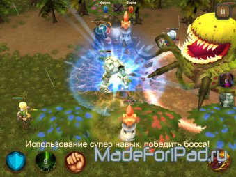 Дайджест App Store Выпуск 127. Dungeon and League