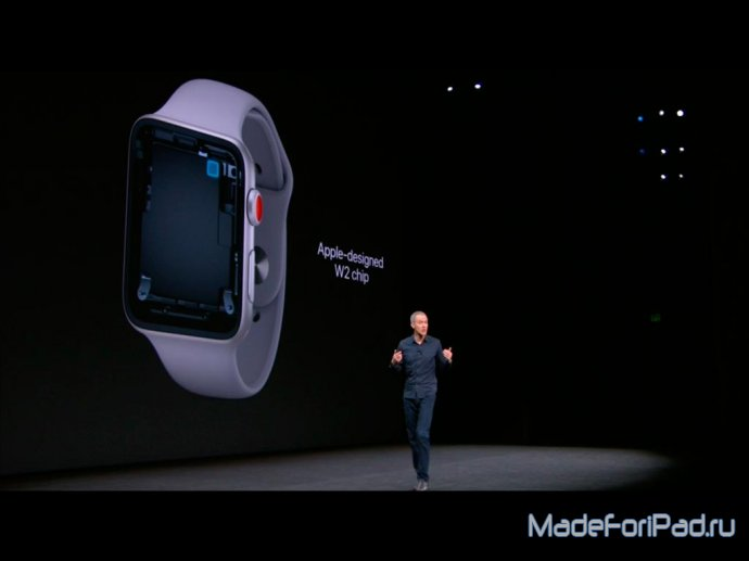 Apple Watch Series 3 и Apple TV 4k - что нового